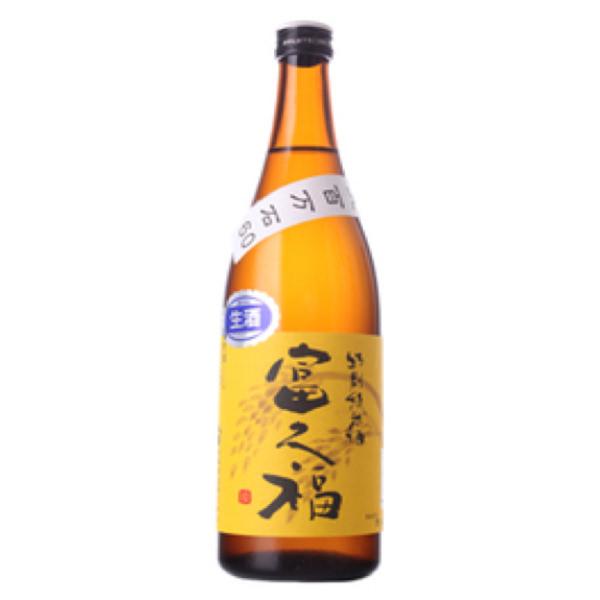 "YUKI ""FUKUFUKU"" GOHYAKUMAN GOKU Junmai Speciale 720ml"