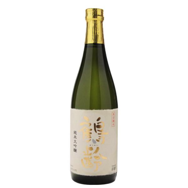 "AOKI ""KAKUREI""  Junmai Dai Ginjo 720ml"