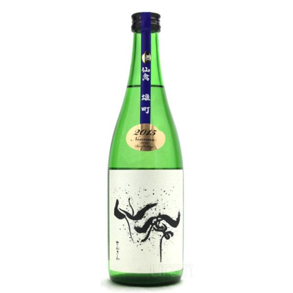 """SENKIN """"OMACHI"""" Sake' crudo non filtrato 720ml"""
