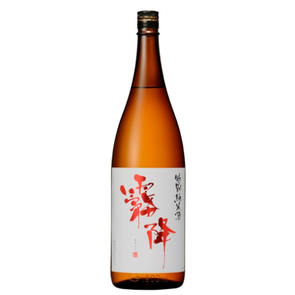 "SENKIN ""KIRIFURI"" Junmai Speciale 720ml"