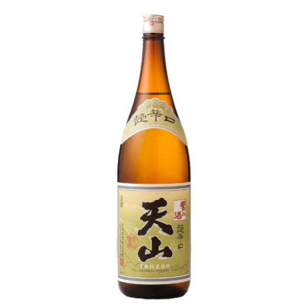 TENZAN CHO-KARAKUCHI 1800ml