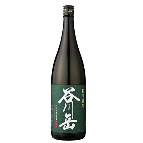 """NAGAI """"TANIGAWADAKE"""" CHO-KARAKUCHI Junmai 720ml"""