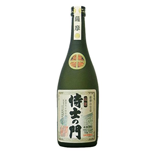 """OOKUBO """"SAMURAI NO MON"""" Sweet Potato Shochu 25% 720ml"""