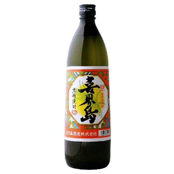 "KIKAIJIMA ""KIKAIJIMA"" Brown Sugar Shochu 25% 720ml / 1800ml"