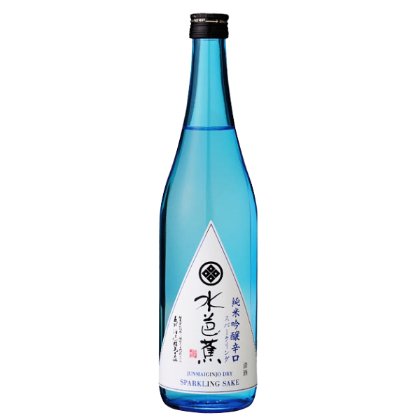 "NAGAI ""MIZUBASHO"" KARAKUCHI Junmai Ginjo Sparkling 300ml"