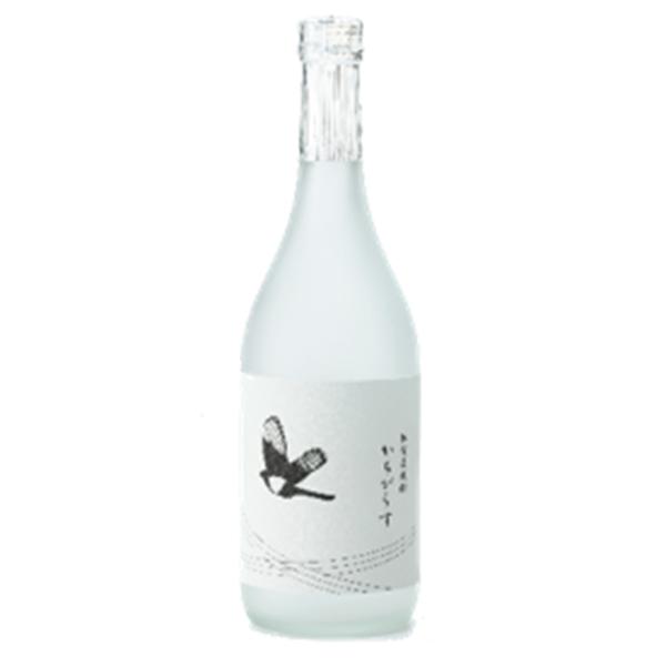 """YAMATO """"KACHIGARASU"""" Mugi Barley Shochu 25% 300ml"""