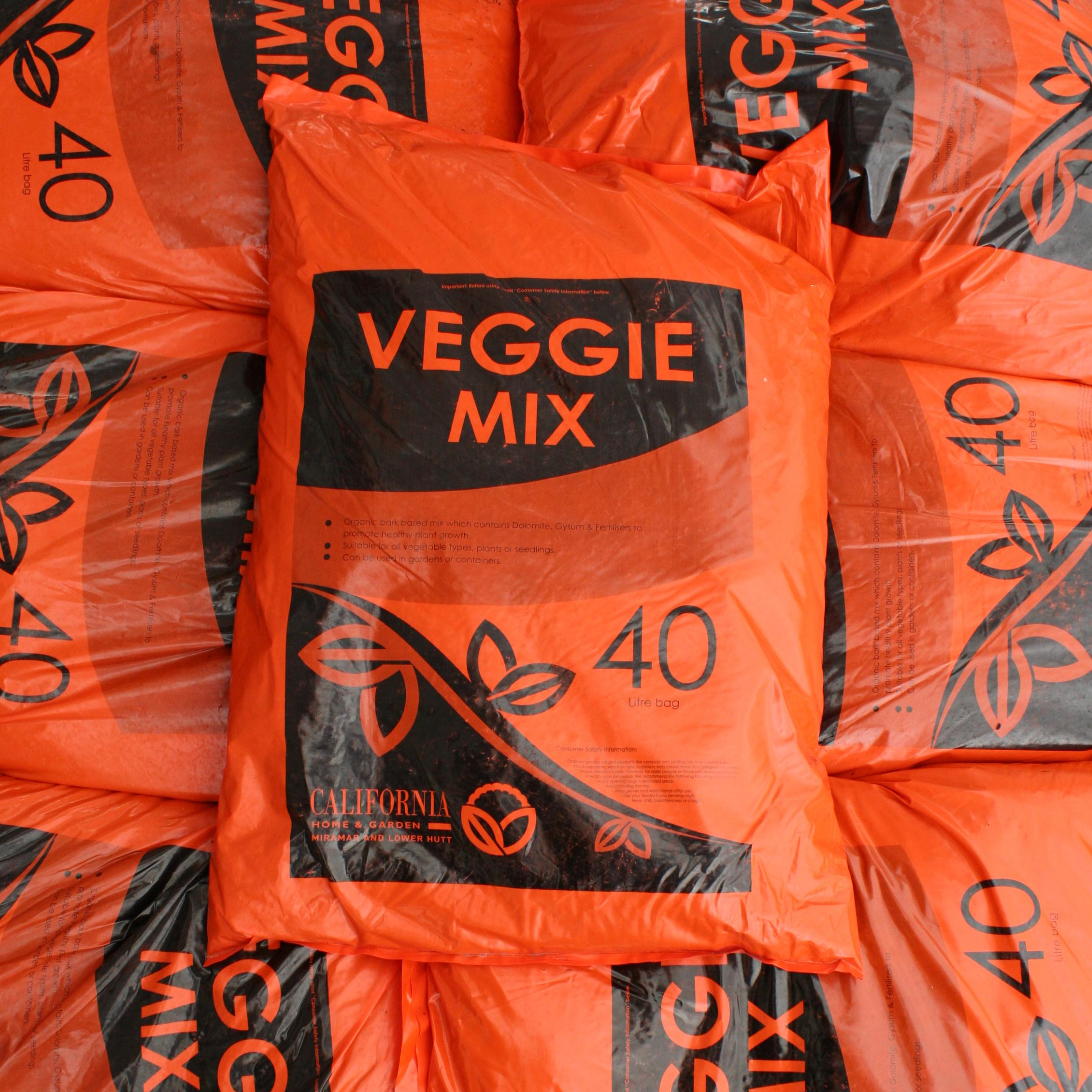 California Veggie Mix 40L2 for $26 -