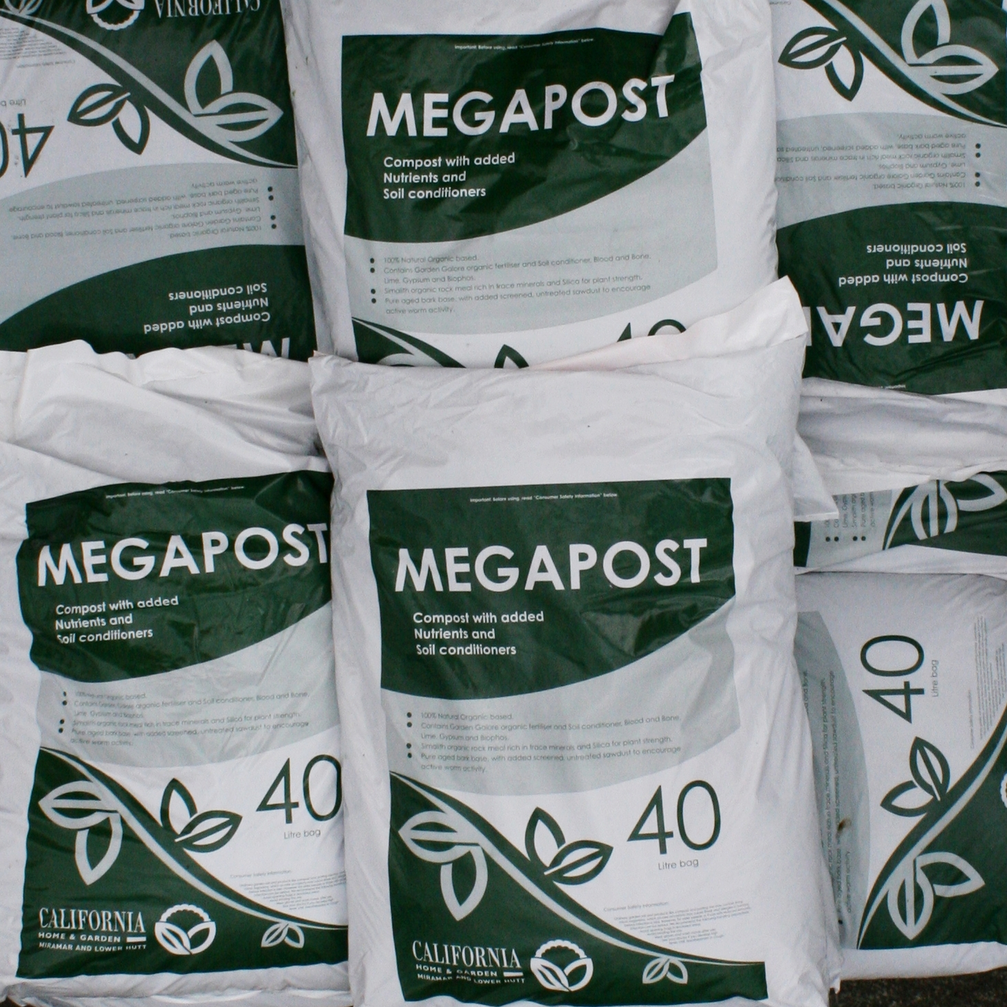 California Megapost 40L2 for $27 -