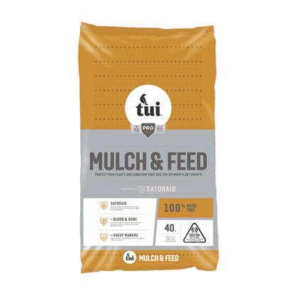 Tui Mulch & Feed 40L2 for $28 -