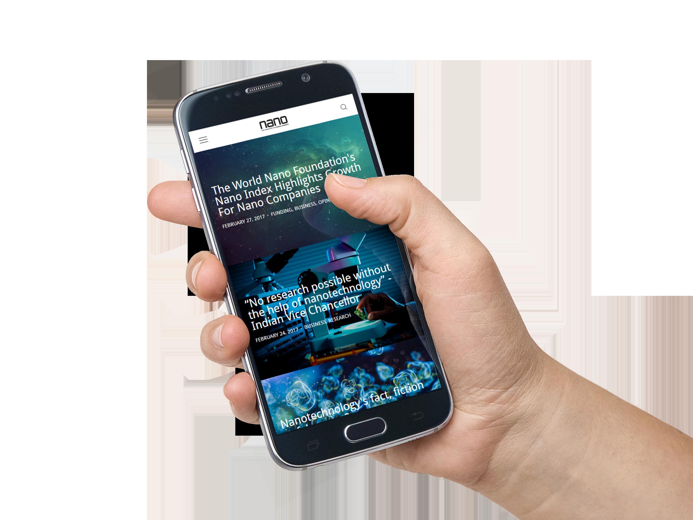 Nano Magazine Home Hand Smartphone.png