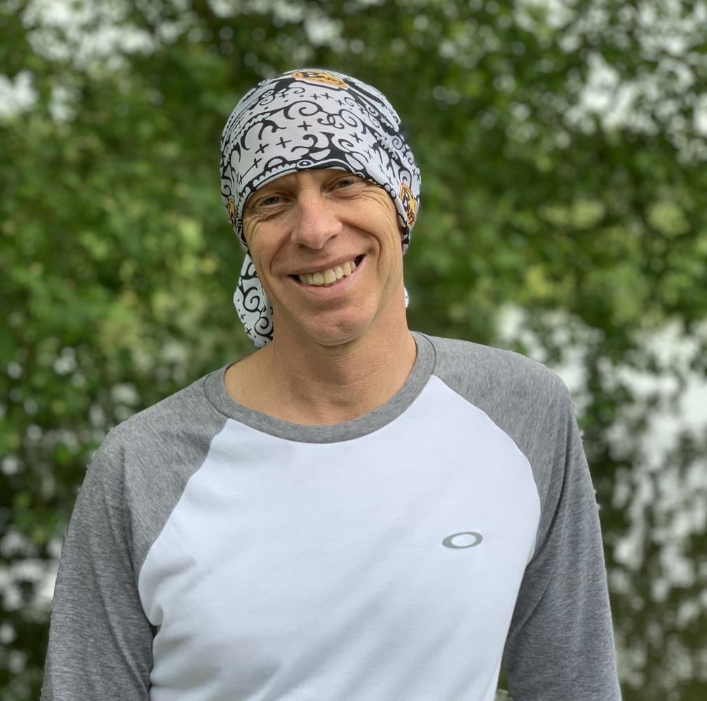 Mark Needham - An experienced Yoga teacher, who makes yoga fun and accessible to everyone.