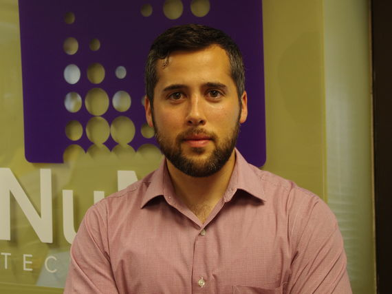 Benjamin Hernandez, Co-Founder of NuMat