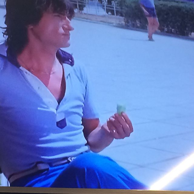 Solid Greek slapstick films on Cyclades ferries starring Keith Richards, Grayson Perry & Frank Zappa