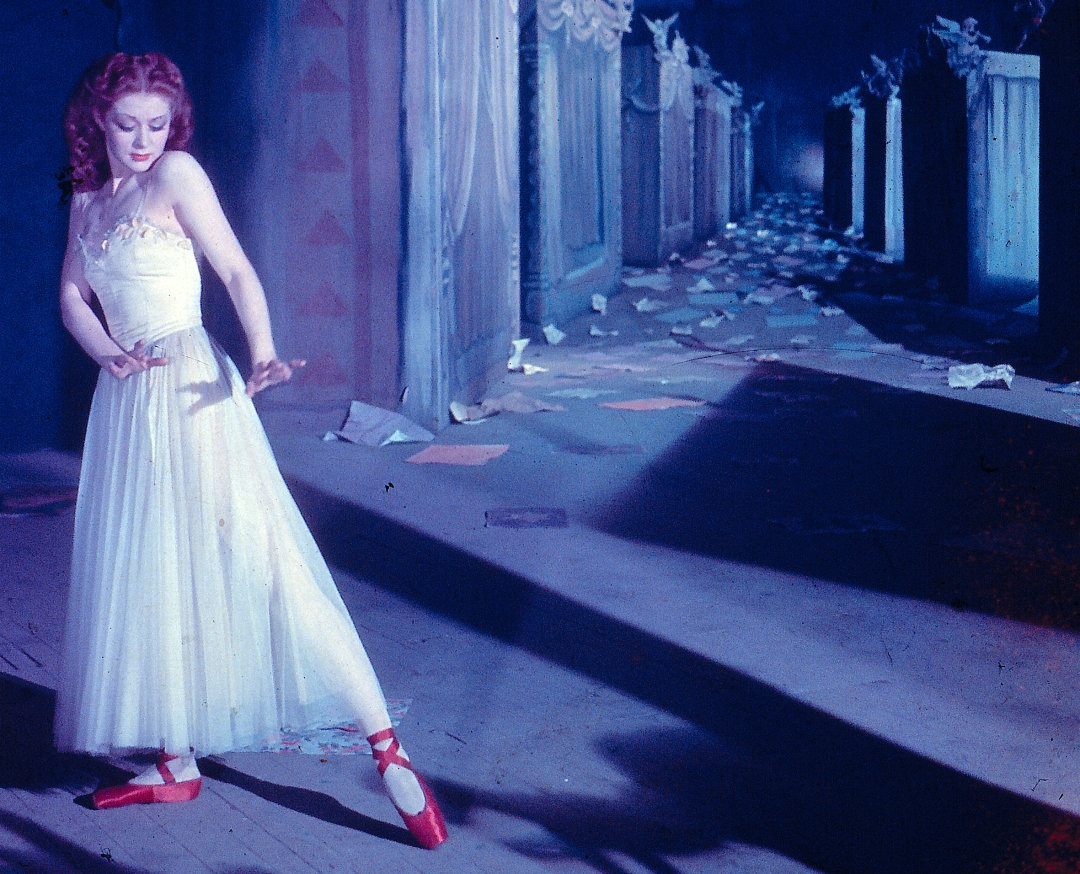 and  The Red Shoes