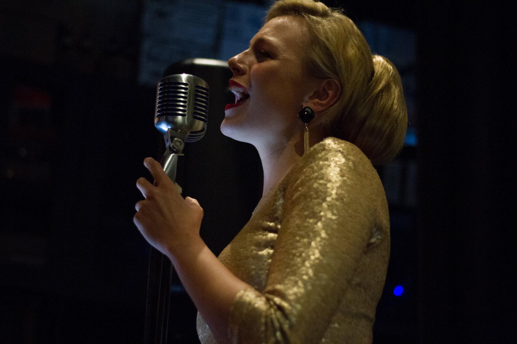 Cassandra Charlick - Singer