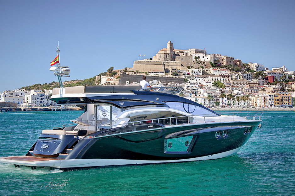 SESSA 54 FLY - Capacity: 12 | From €2750