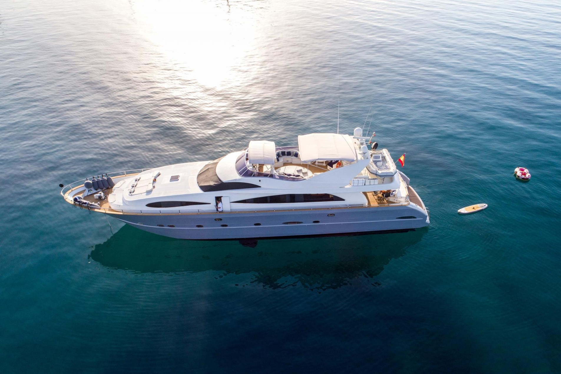 ASTONDOA 96 - Capacity: 12 | From €7100