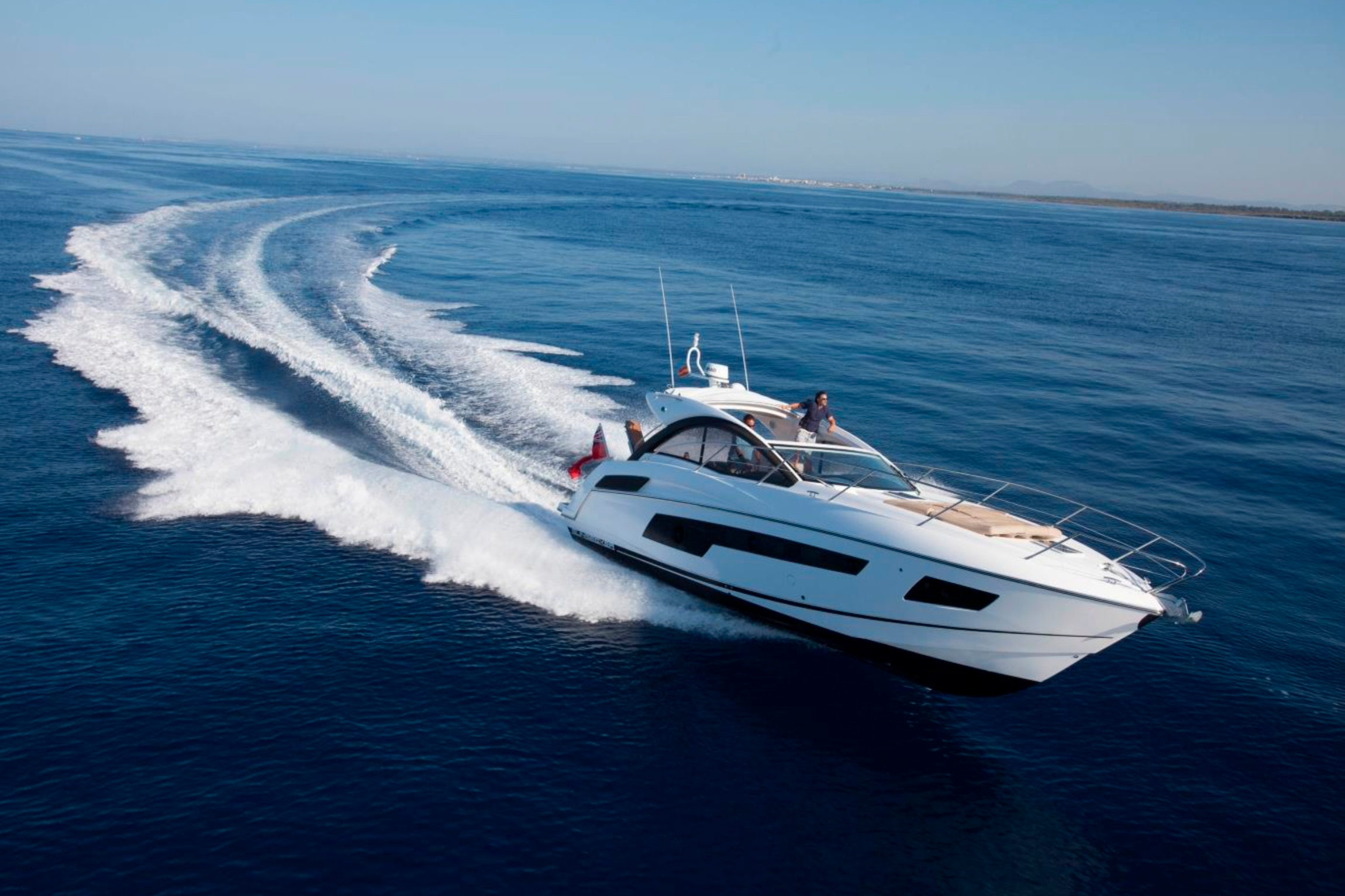 PORTOFINO 40 - Capacity: 8 | From €1600