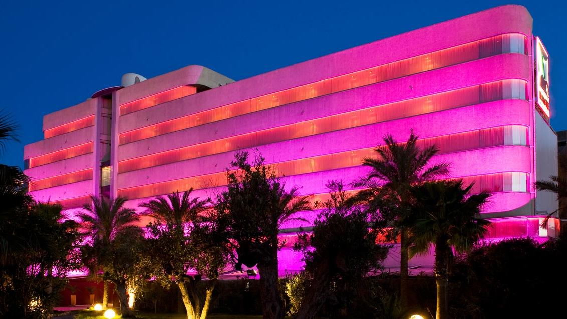 El Hotel Ibiza