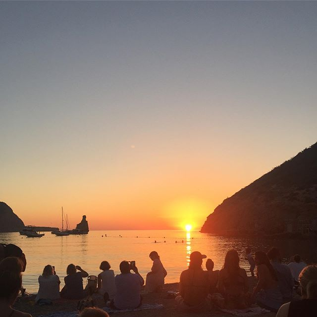 Where is your favourite iconic Ibiza sunset?