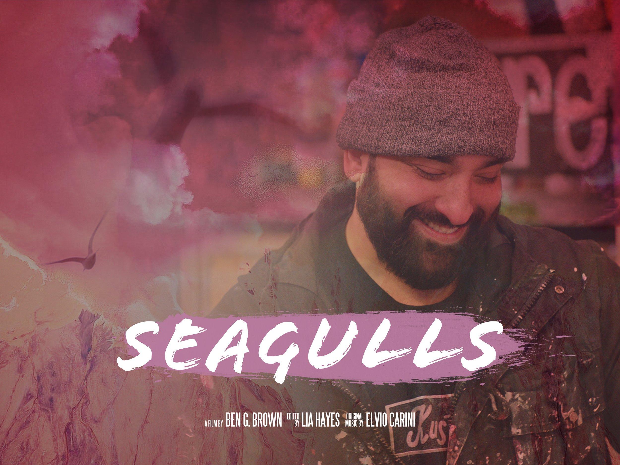 SEAGULLS | 2019 | 10 MINS | COMING SOON
