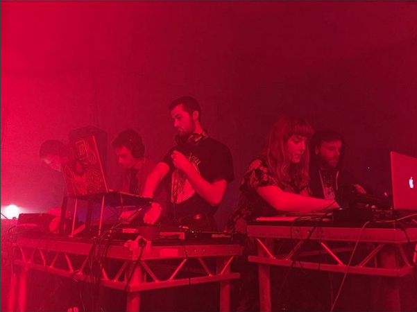 Live at White Hotel18/04/2018 - CLICK FOR VIDEO LINK