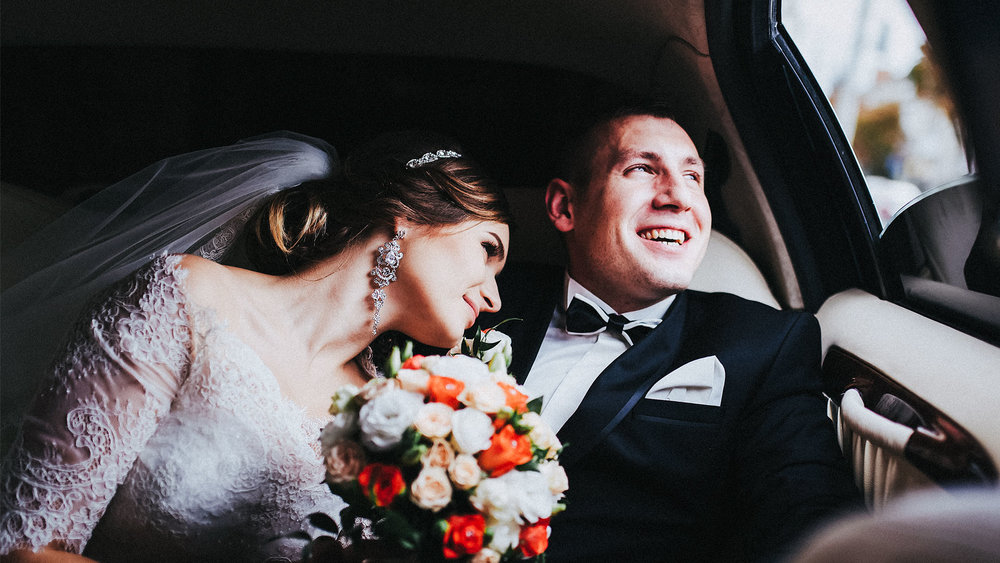 Hiring a WeddingCar with Limo Plus -