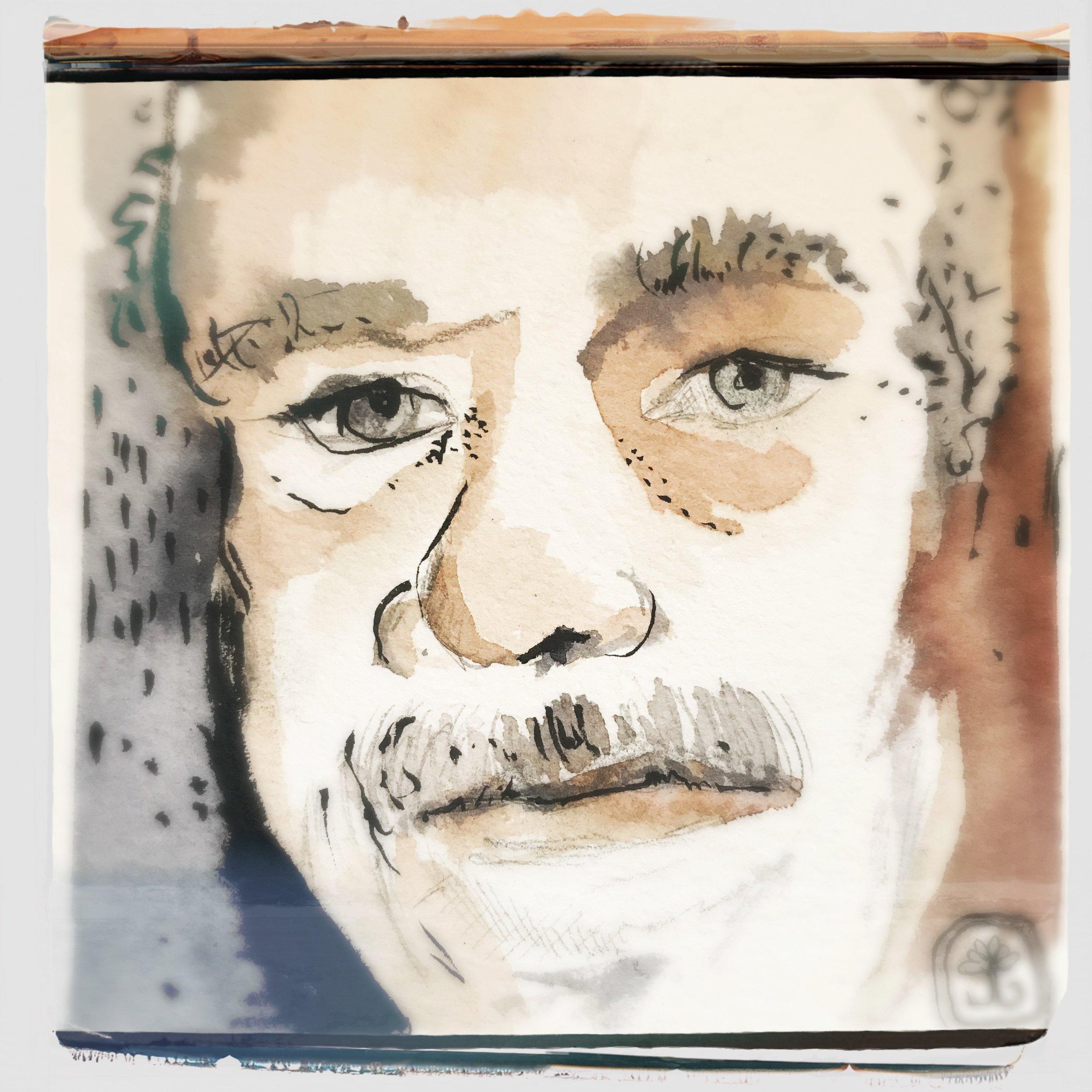 Poet, Derek Walcott