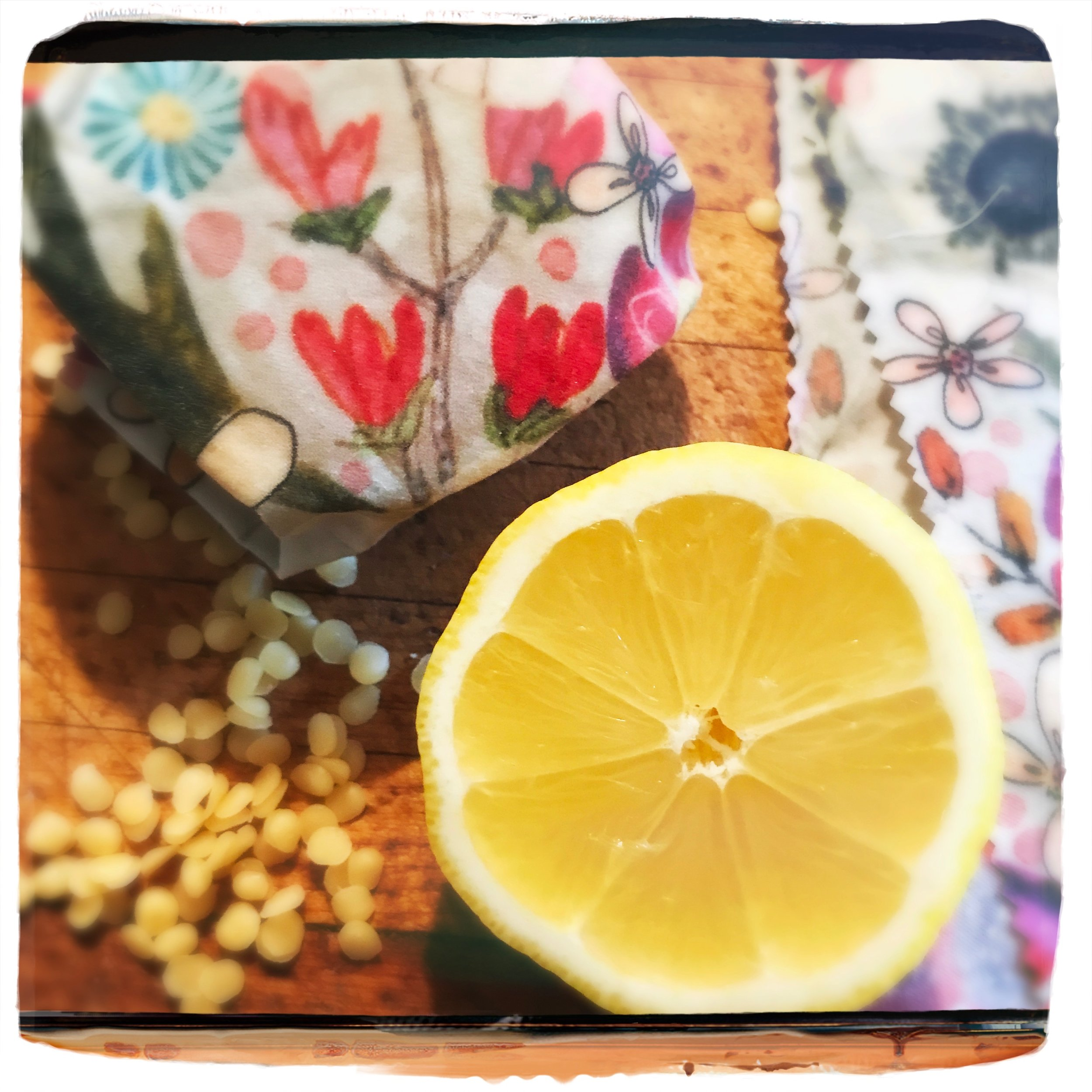 Beeswax  food wraps- Plastic Free living- Jennifer Geldard- Blog