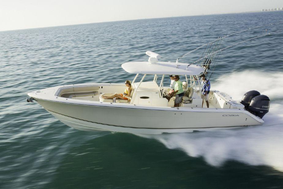 Cobia 344 - Seakeeper 3