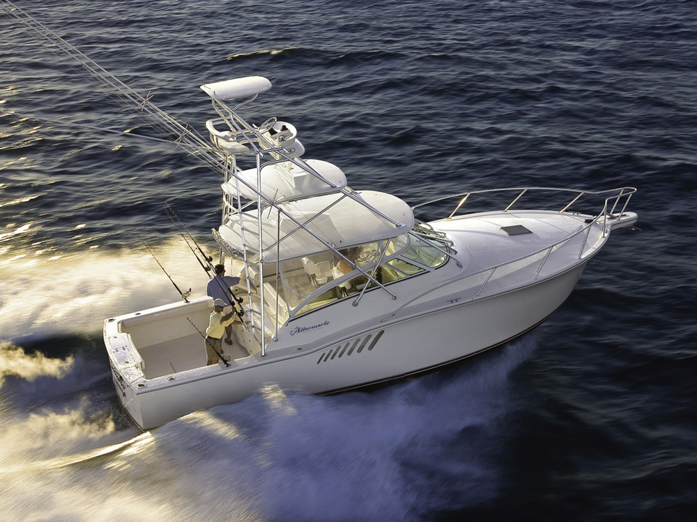 Albermarle 36 - Seakeeper 5