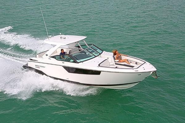 Monterey 378 SE - Seakeeper 3