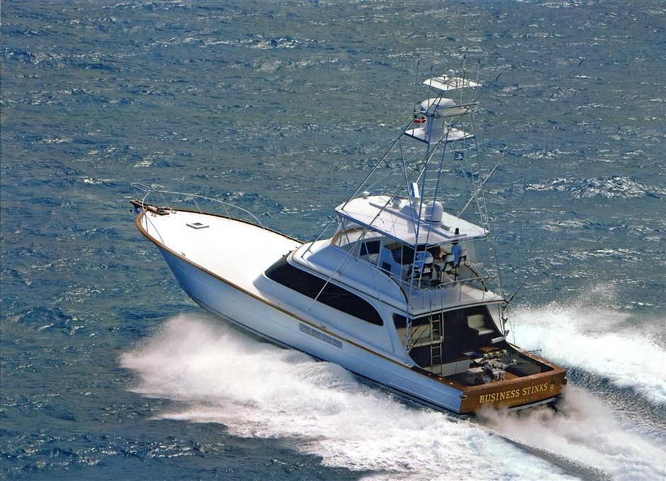 merritt 72 - 2 x seakeeper 9 + seakeeper 6*several merritt 72 projects