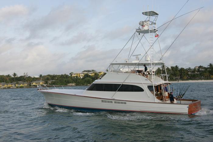 merritt 75 - 3 x seakeeper 9