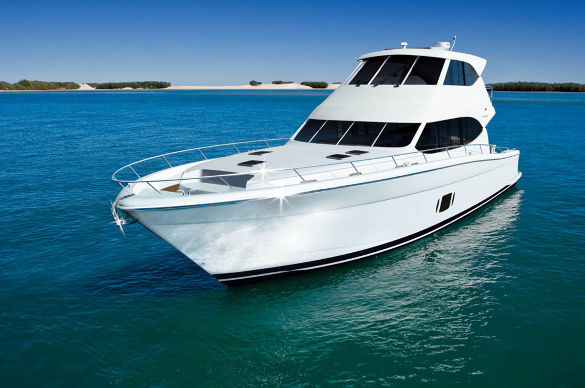 Maritimo 58 - Seakeeper 9