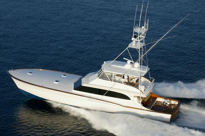 rybovich & sons 78 - Seakeeper 16 + Seakeeper 9