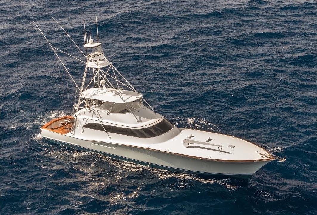 weaver 87 - 2 x seakeeper 9 + 2 x seakeeper 6