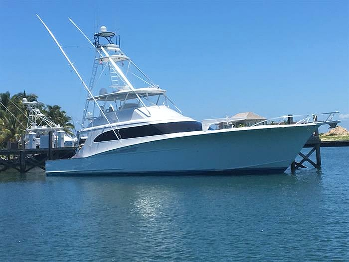 spencer 76 - seakeeper 16 + seakeeper 12HD
