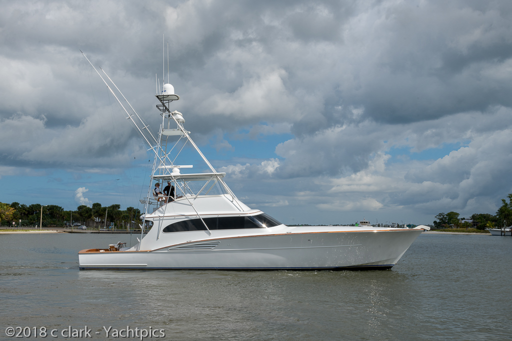 Garlington 61 - seakeeper 9