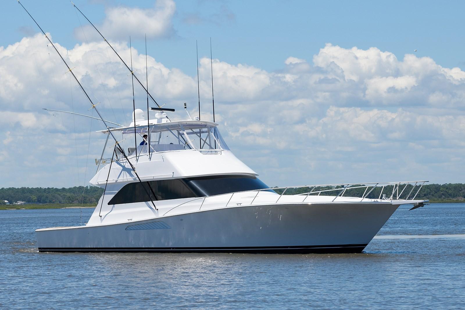 viking 55 - seakeeper 9