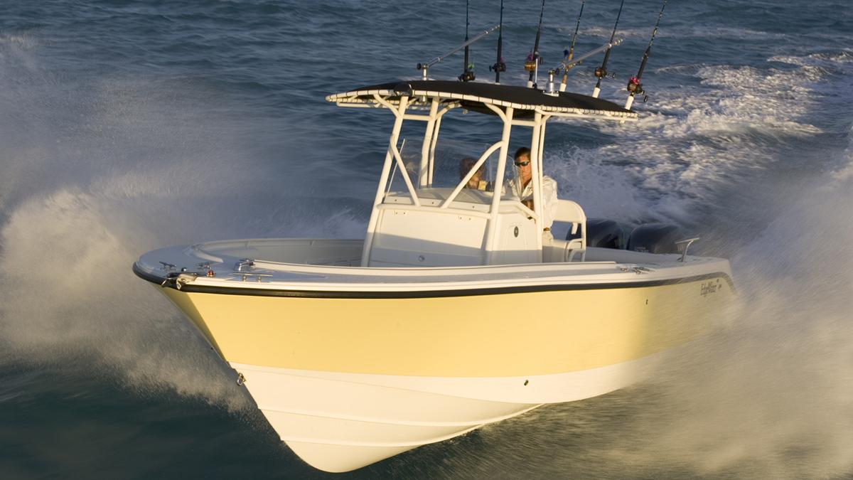 edgewater 268 - seakeeper 2