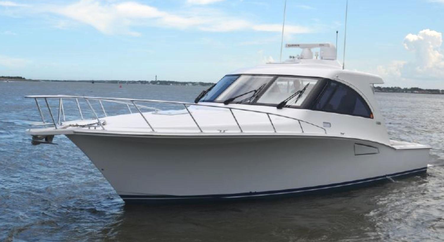 cabo 40 - seakeeper 6