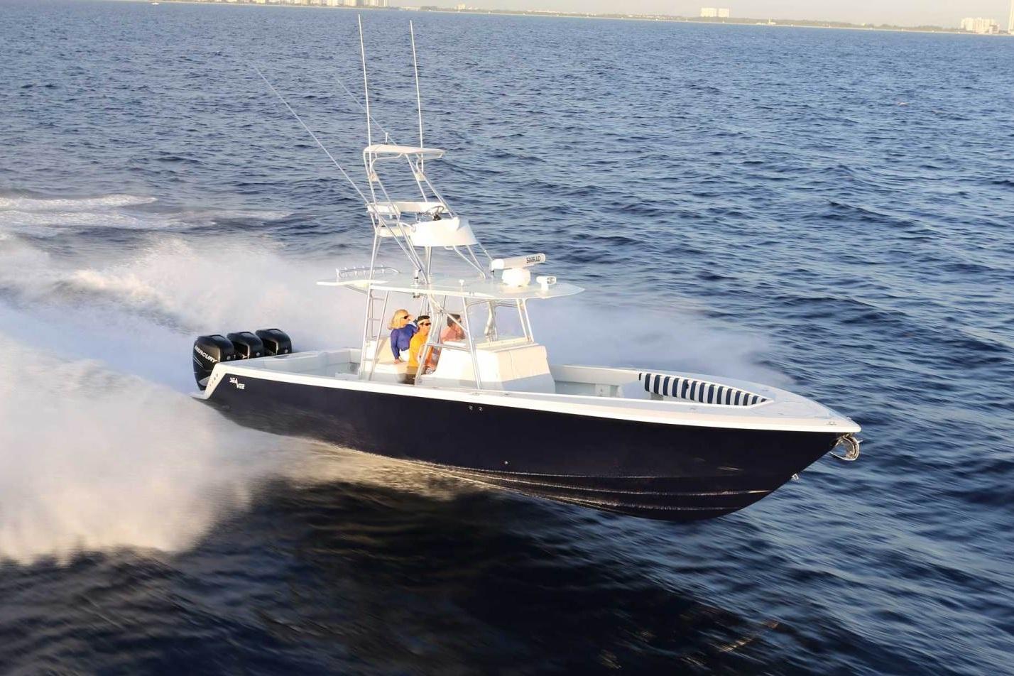 seavee 39 - seakeeper 3