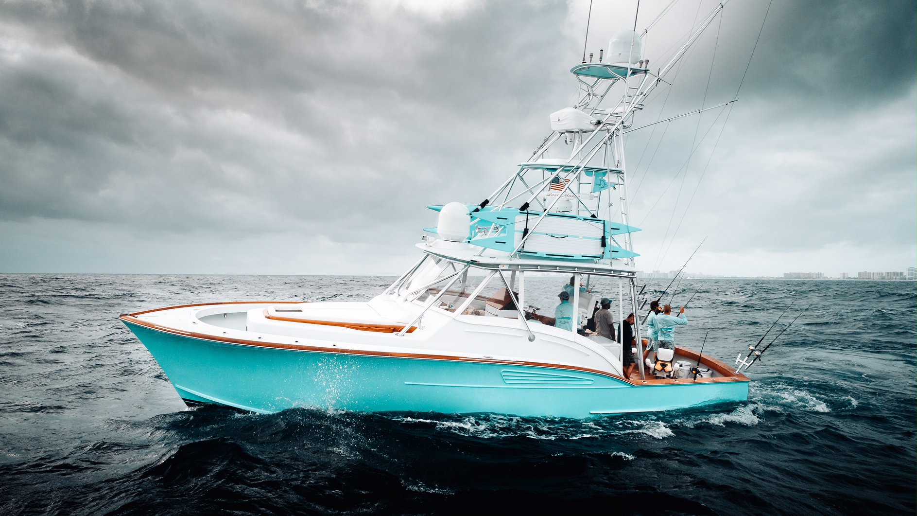 rybovich 42 - seakeeper 6