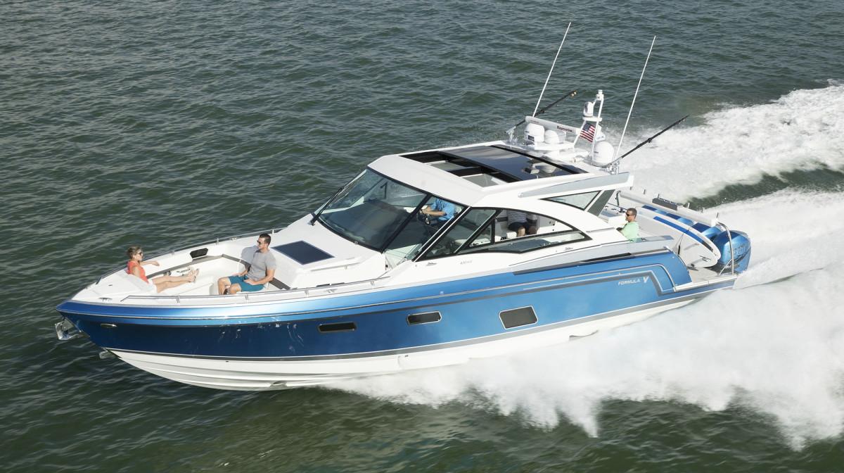 formula 430 - seakeeper 6