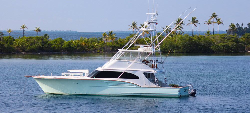 buddy davis 65 - 2 x Seakeeper 6