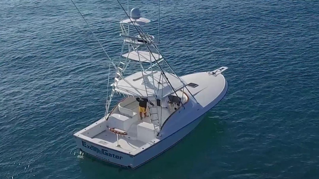 liberty 42 - seakeeper 6