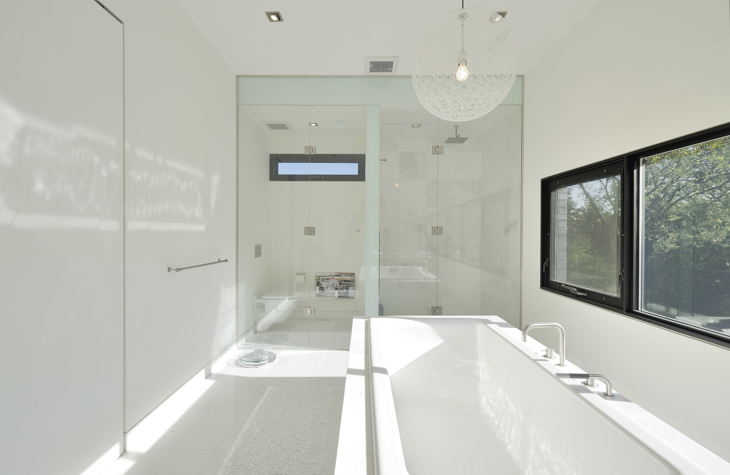 Duncairn Interior Master Bathroom