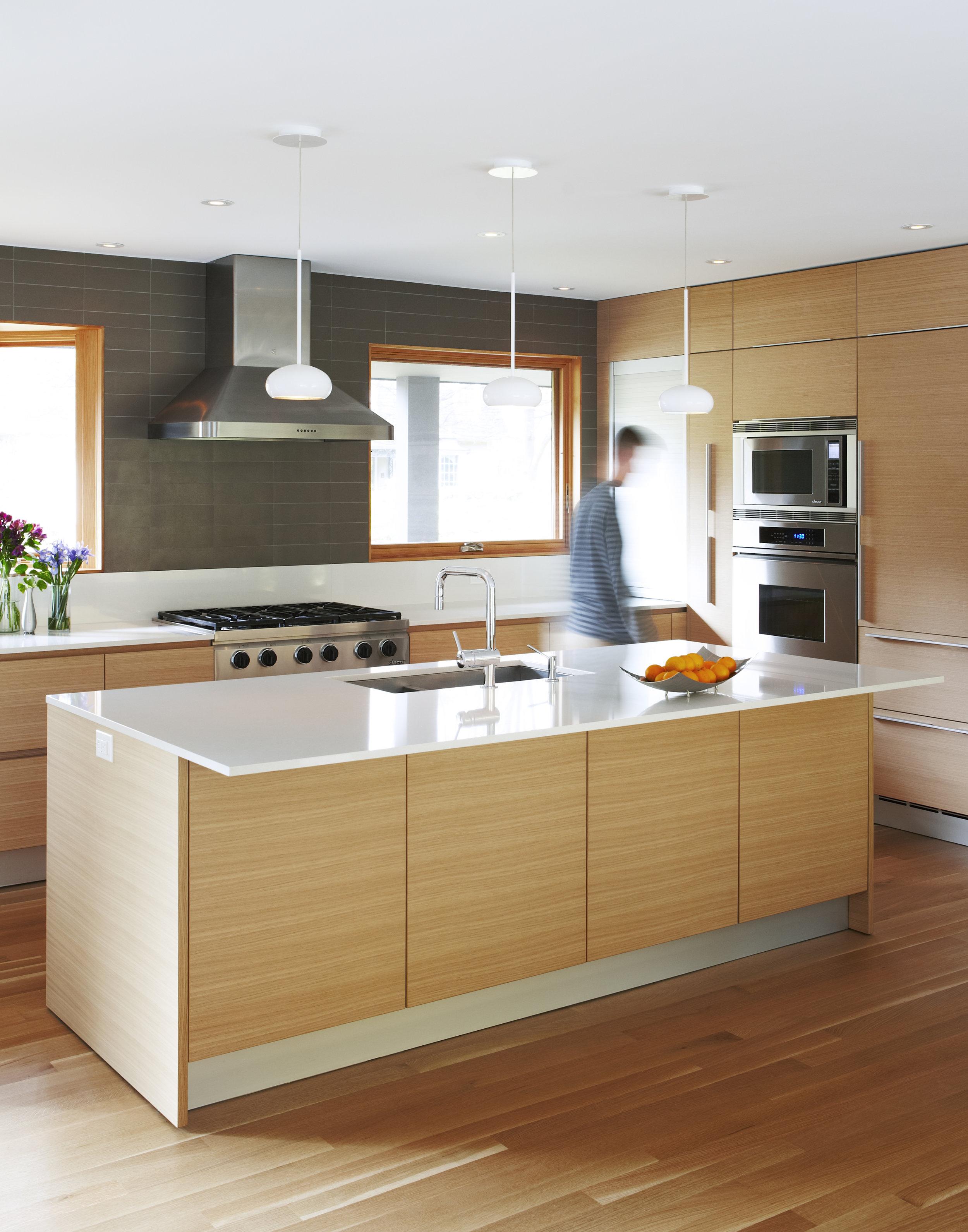 Hoggs Hollow Interior Kitchen Side