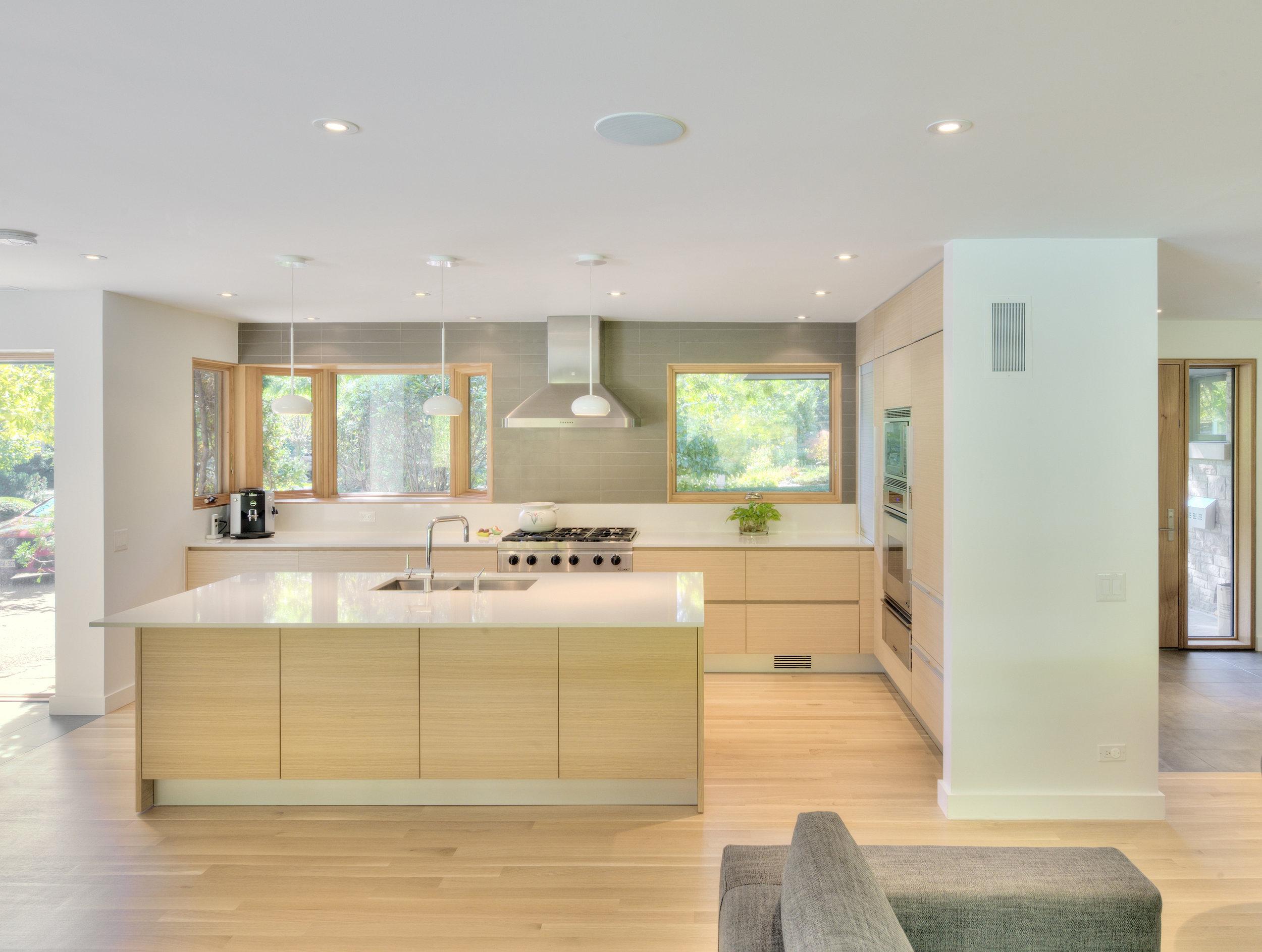 Hoggs Hollow Interior Kitchen